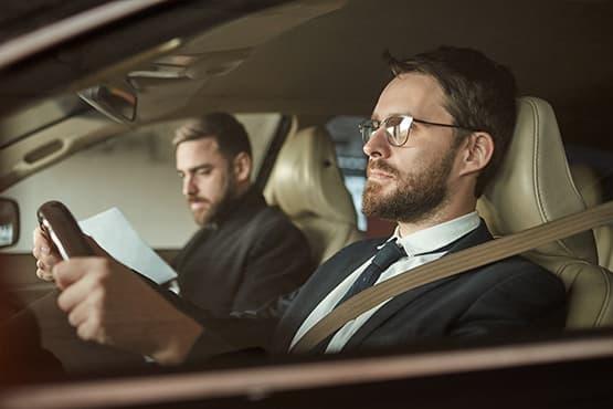 Vos services de transport avec chauffeur VTC à Montpellier et dans l'Hérault
