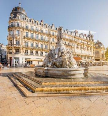 Chauffeur tourisme Montpellier